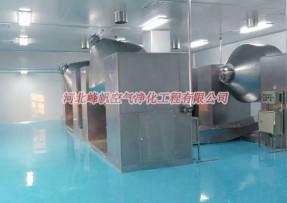 河北春诚生物食品添加剂净化厂房工程