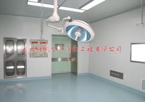 石家庄仁德口腔医院洁净手术室工程