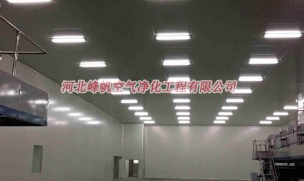 河北工厂车间净化、百级/千级/万级/十万级/三十万级净化厂房设计施工