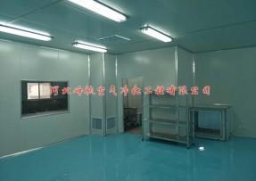 河北生物净化工程|药厂GMP车间|峰帆净化工程