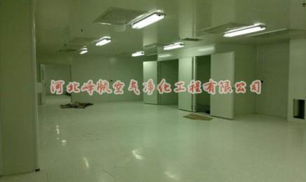 河北药包材净化车间/沧州药厂无菌车间、峰帆净化工程(电话)