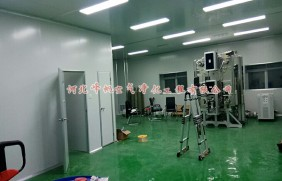 石家庄恒芯科技电子净化车间工程