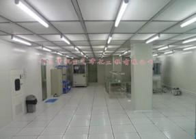 石家庄电子车间净化工程河北峰帆净化工程更专业