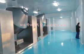 河北邯郸洁净净化厂房无菌食品净化车间设计施工