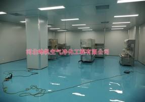 石家庄保定衡水邢台无菌净化厂房、通风系统设计施工