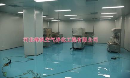 河北各类净化厂房设计/洁净手术室设计(技术好)