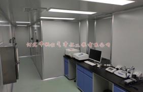 石家庄军特二期电子净化厂房改造工程