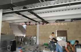 石家庄衡水保定中央空调风管安装、风机盘管安装工程找河北峰帆净化