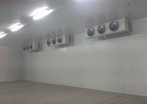 石家庄水果冷库,蔬菜保鲜冷库设计施工找峰帆净化