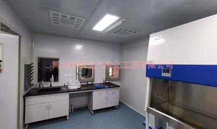 唐山会恩科技洁净实验室工程
