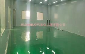 河北博视长远智能科技电子净化厂房工程