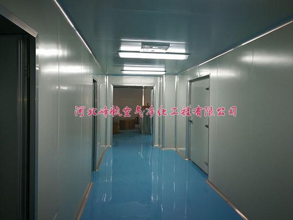 石家庄保定衡水医疗器械净化车间、洁净厂房的空气净化工程