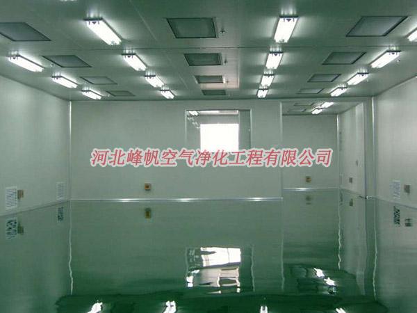 保定安装净化厂房工程食品净化车间、河北峰帆净化厂家