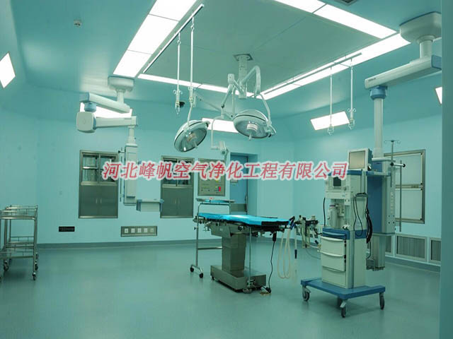 衡水洁净手术室、层流手术室施工价格、河北峰帆净化工程(品质好)