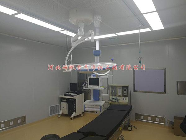 河北手术室净化工程公司无菌实验室净化安装