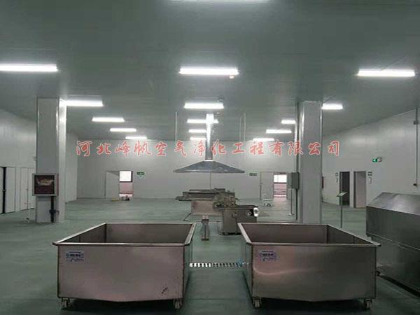 廊坊无尘厂房洁净室净化车间,峰帆净化工程设计施工
