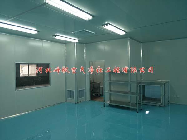 邯郸医疗器械车间安装、二类医疗器械GMP车间设计施工