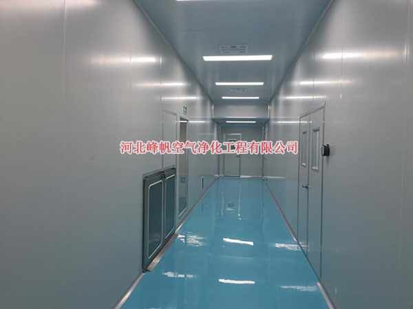 河北山西北京木糖醇净化车间洁净工程洁净间设计施工