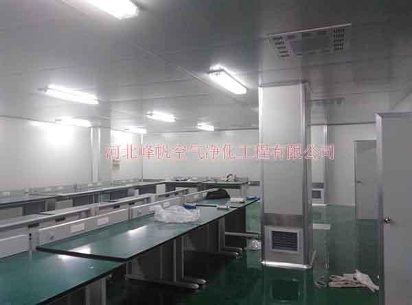 衡水无尘厂房车间工程设计施工欢迎来电_河北峰帆净化工程