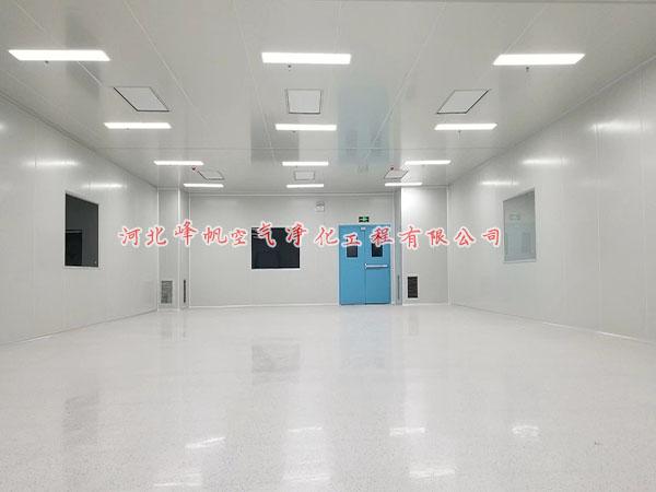 邢台廊坊电子净化车间千级无尘厂房_河北峰帆(hbffan)