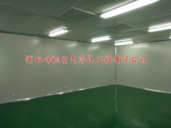 邯郸安装食品净化厂房洁净室无菌车间
